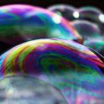 バブルの写真